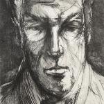 Portrait - Intaglio Print