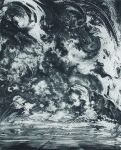 Turbulent Sky - Intaglio Print